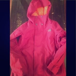 Women M The North Face Moonstruck ski jacket
